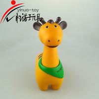 plastic money box, giraffe bank, coin bank