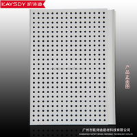 Aluminium alloy competitive price perforated hook on false ceiling
