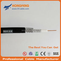 outdoor 75 OHM Coaxial Cable For CATV and Satellite SYWV-75-7 TV Cables