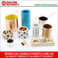 The Leading Manufacturer Of Oilless Sliding bushing & Sintered Products In China