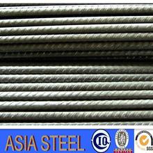 China supplier top quality Deformed Steel Bar Steel Rebar BS4449 Gr60 reinforced steel bar