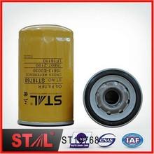 St10768 filtro de óleo caminhão 15607-2190 LF16110 P502364