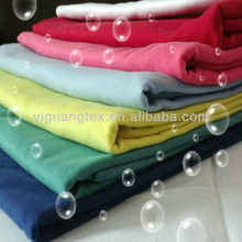 super soft and absorbent personalized microfiber fabric for bath towel wholesale