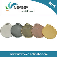 Fashion metal blank sports medal for promotion gift