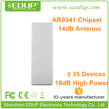 EDUP Atheros AR9341 300Mbps 35 Clients Support Wireless Outdoor AP/CPE