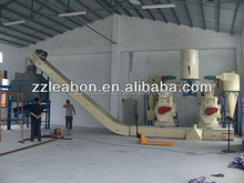 High Efficient and Best Quality Ring Die Automatic Pellet Press