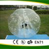 2015 Certification 1.0mm PVC/TPU jogar bumper ball,football ball,bubble ball for football