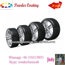 electroplating chrome silver spray paint for car wheel