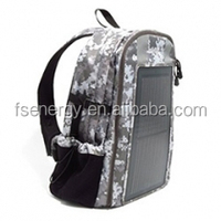 Portable Solar Rehargeable Bag and Backpack
