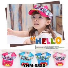 Wholesale Promotional Hot Sell Funny Waterproof Sun Visor Cap