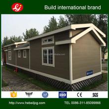 Beautiful fresh sentry box/coffee kiosk/container house