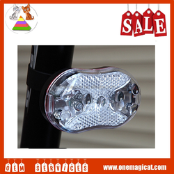 mountain bicycle ,bicycle,tail light silver color hot sell best quality cheap price tail light