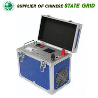 electric testing equipment digital loop resistance tester / meter