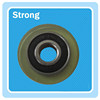 high quality plastic material belt tensioner pulley block