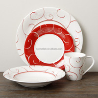 correlle dinnerware set sale clearance