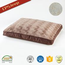 Alibaba luxury memory foam pet bed wholesale pet supply