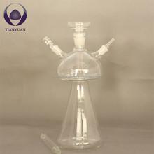 factory hand blown 2015 hot selling glass shisha hookah