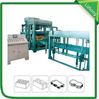 project proposal of fully automatic QT9-15(Advanced performance type) block making machine