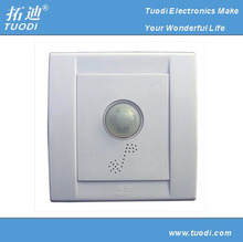 Tdl-2181r sensor de movimiento pirinterruptor de la pared