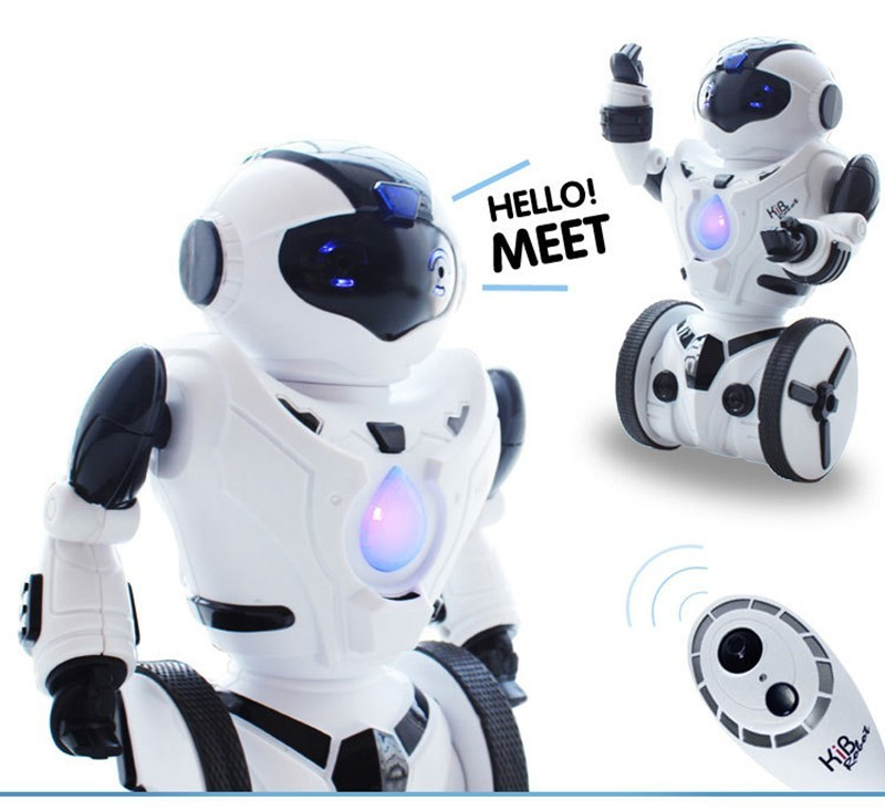Intelligent robots!1016A programmable robot toy with gesture sensing.jpg