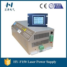 1850mm laser tube power supply 150w with display screen