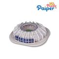 Juguete de visualización de diseño pop OEM edificio 3d modelo de papel del rompecabezas del estadio de fútbol