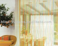Colorful string curtain new design
