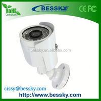 720P bullet ahd 720p/cvbs 800 tvl camera IP66 weatherproof cameras supporting OEM