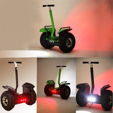 2015 Cheap Two Wheels Self Balancing Electric Chariot, Electric Standing Scooter, Electric Transporter Vehicle