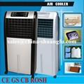 abs de plástico de refrigeración por evaporación del ventilador para el refrigerador de aire de la habitación