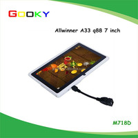 7 Inch New Tablet PC Android 4.4 Quad core Pad 8GB MID China Tablet PC Manufacturer