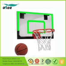 Good price best quality mini wall mounting glass basketball board system