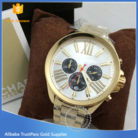 Hot Sale New Slim Design Alloy Strap Wholesale Watches Ladies Beautiful Lady Watch