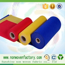 100% pp nonwoven felt in roll for oversea fabric for car seats,spunbond fabric