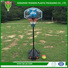 China Wholesale Custom Movable Adjustable Portable Basketball Hoop/stand