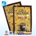 bolsa de envasado de café