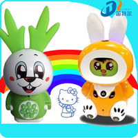 Electrical toy animal talking Professional story teller Baby digital mp3 player
