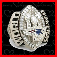 customized design accepted club ring