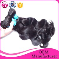 Fashion Style 6A 100% Peruvian Virgin Hair, Raw Unprocessed Virgin Peruvian Hair, Body Wave Peruvian Virgin Hair