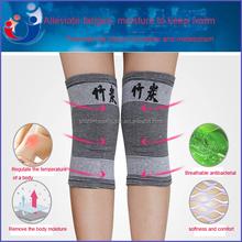 breathable knee support, jogging/running elastic knee sleeve