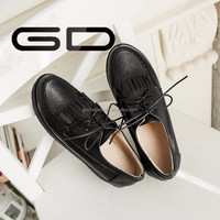 Best Sale China products classical nice leather women shoes