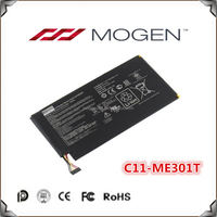 Tablet Pc Replace Battery for Asus C11-ME301T of For Samsung High Power Cell in high quality