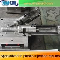 High precision Automotive parts Plastic Clips clamp plastic injection mould