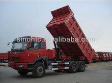 2012 FAW 6x4 30 ton tipper truck