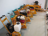 9Hp Pavement Saw for Floor Cutting
