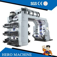 HERO BRAND 150M/min High Speed Plastic Bag Printing Machine