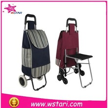 Shopping Wheeled Bag supermarket shopping trolley