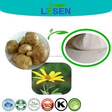 2015 Hot Product Jerusalem Artichoke Extract/ Helianthus Tuberosus Extract Inulin nutrition enhancers