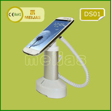 360 degree rotating display Mobile phone alarm stand