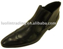 Brand Men's Leather Boot